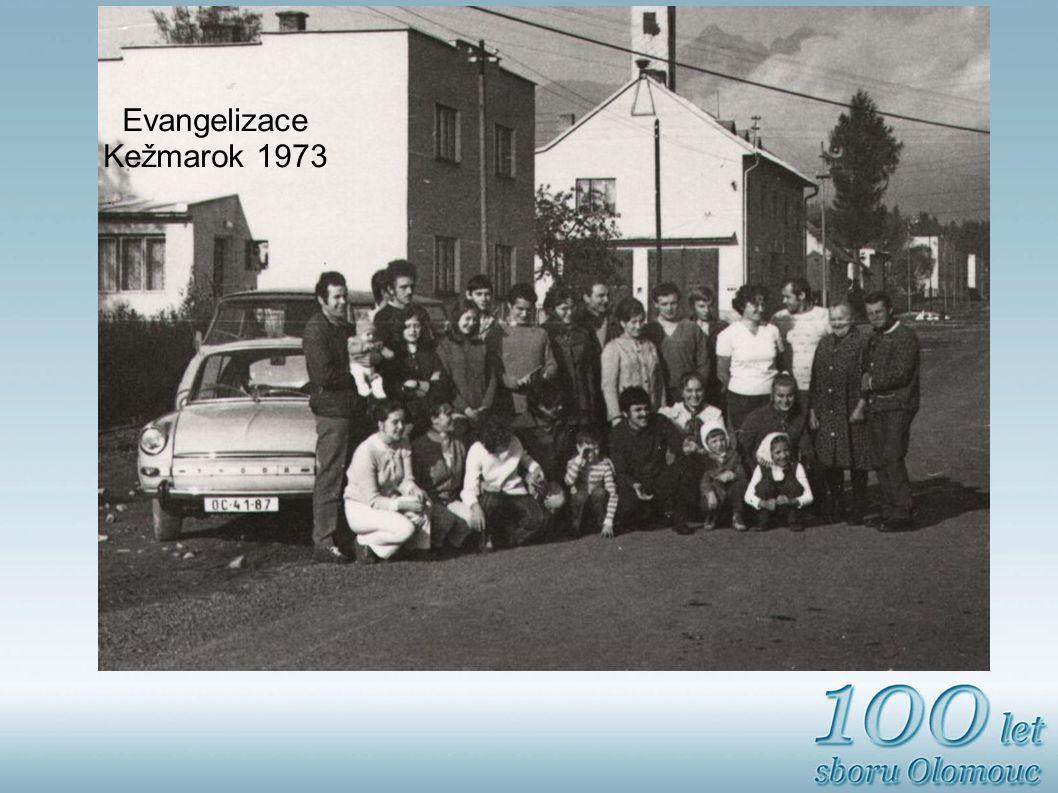 Evangelizace Kežmarok 1973