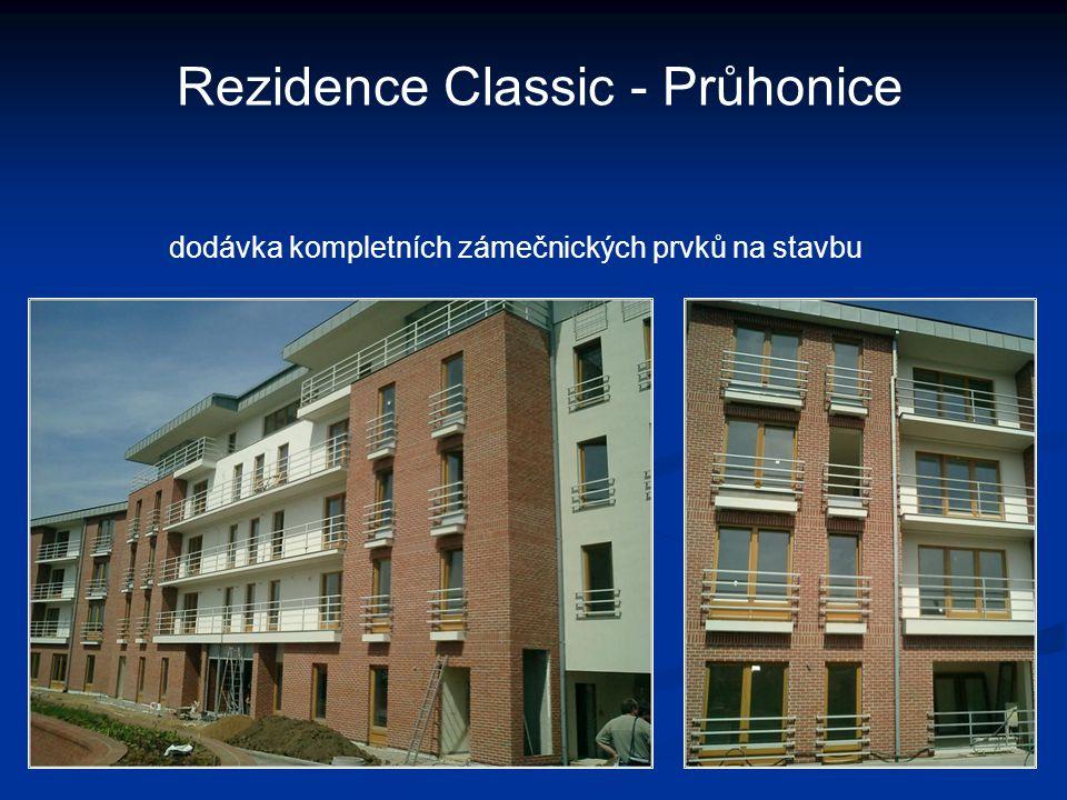 Rezidence Classic - Průhonice