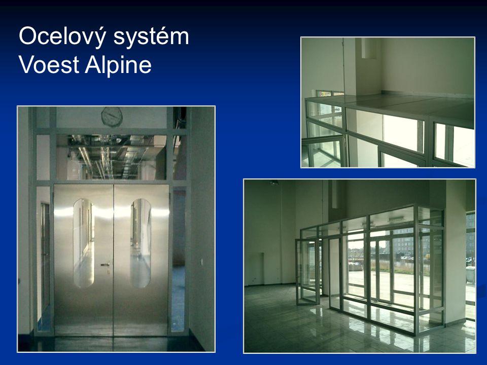 Ocelový systém Voest Alpine