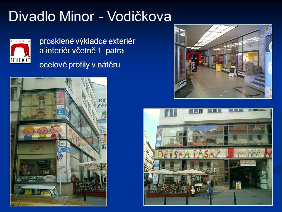 Divadlo Minor - Vodičkova