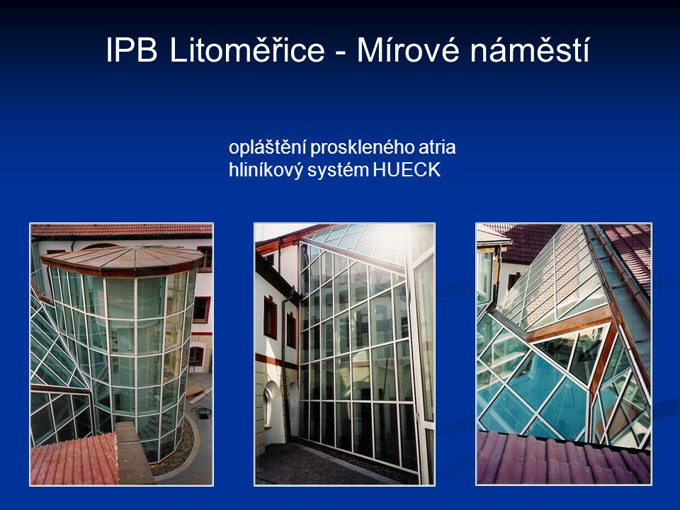 IPB Litoměřice - Mírové náměstí