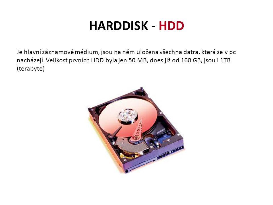 HARDDISK - HDD