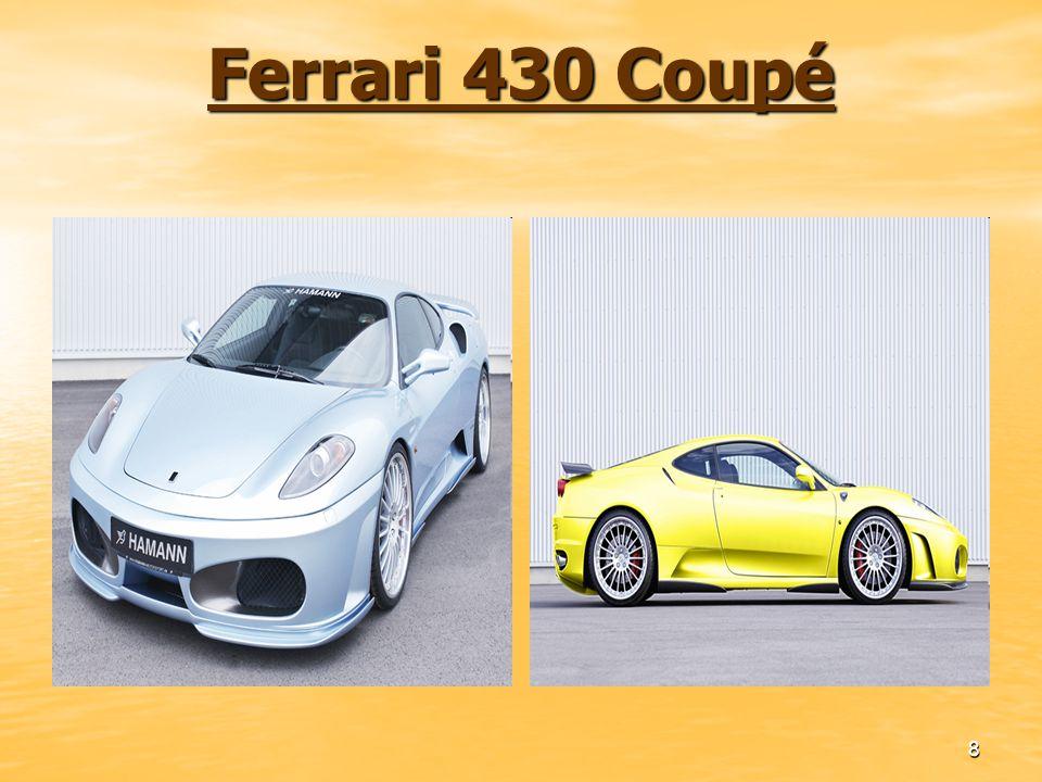 Ferrari 430 Coupé