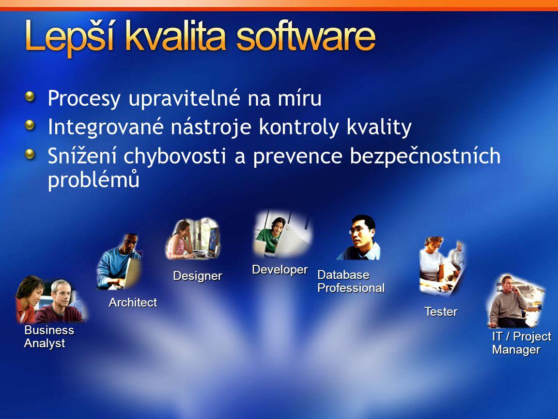 Lepší kvalita software
