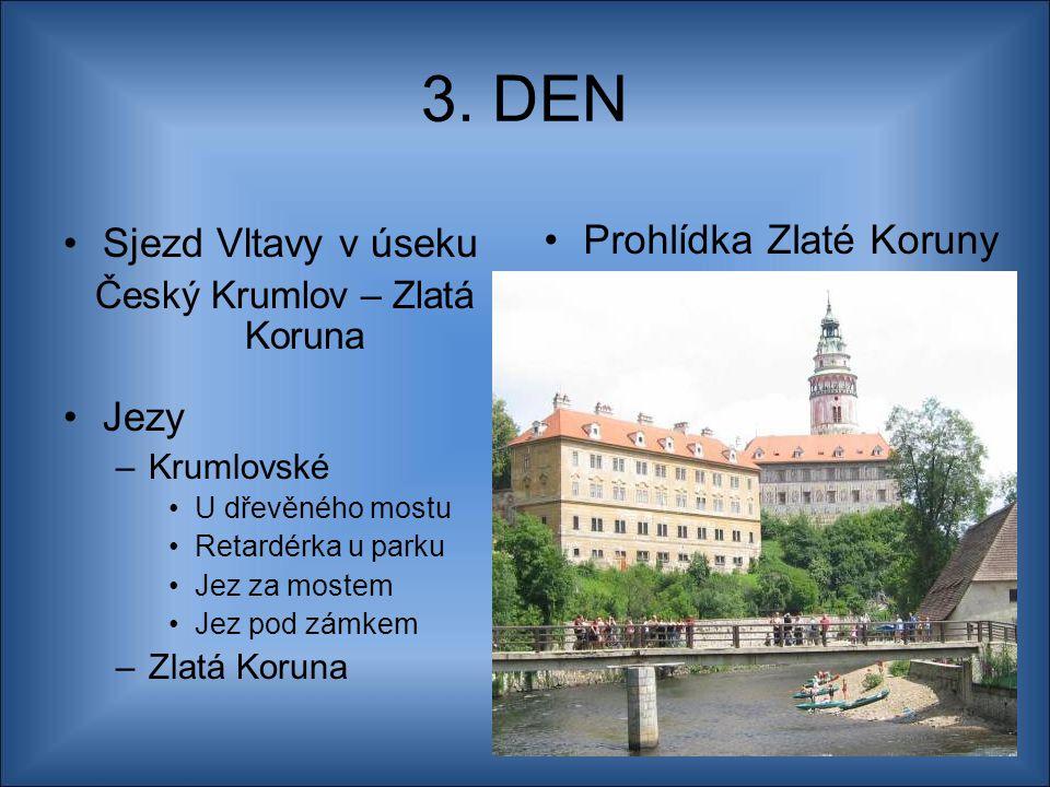 Český Krumlov – Zlatá Koruna