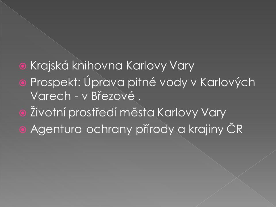 Krajská knihovna Karlovy Vary