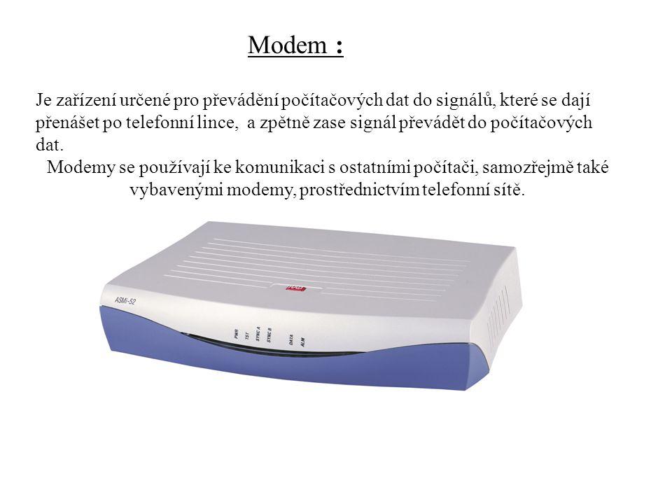 Modem :