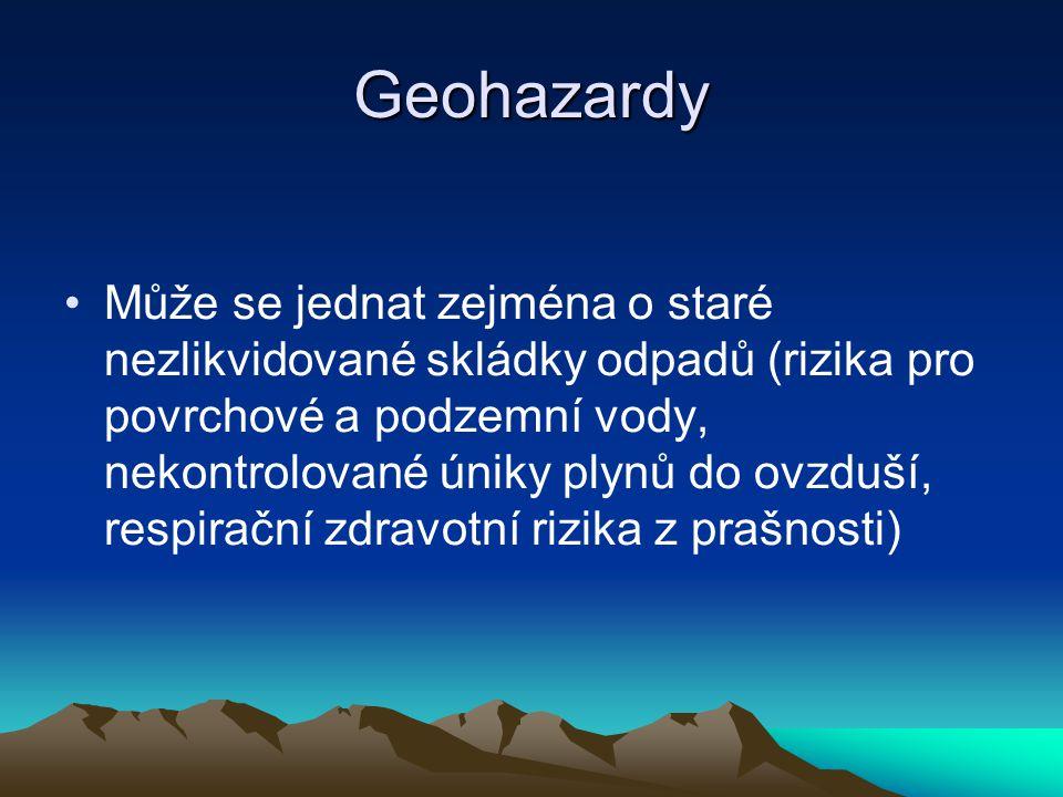 Geohazardy