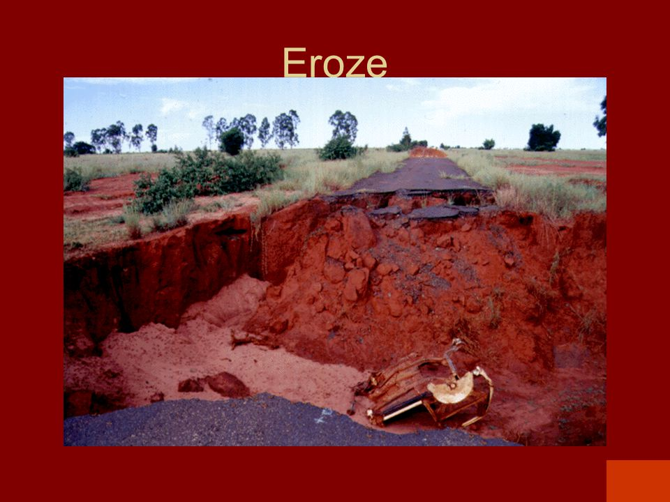 Eroze
