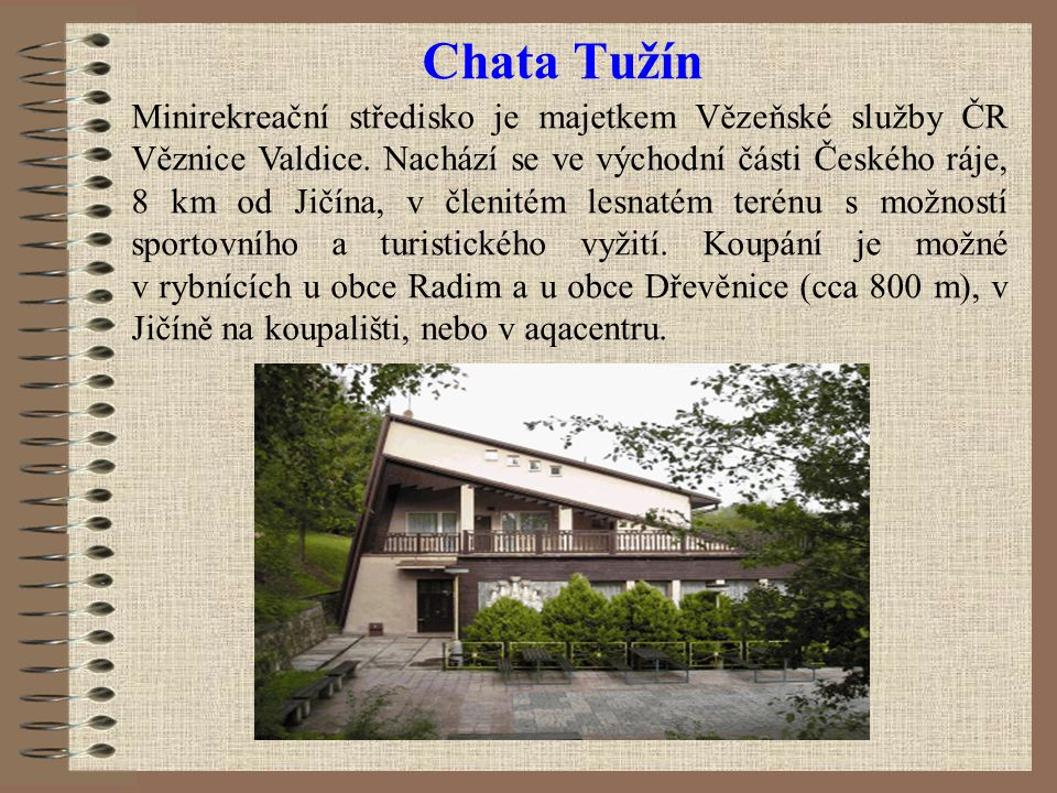 Chata Tužín