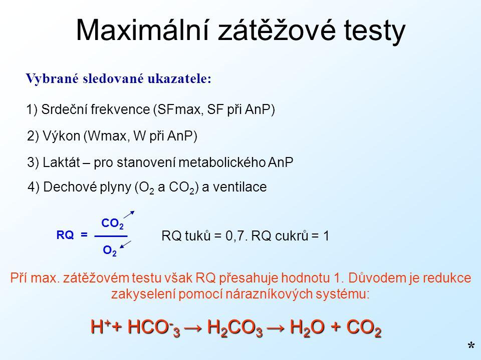 Maximální zátěžové testy