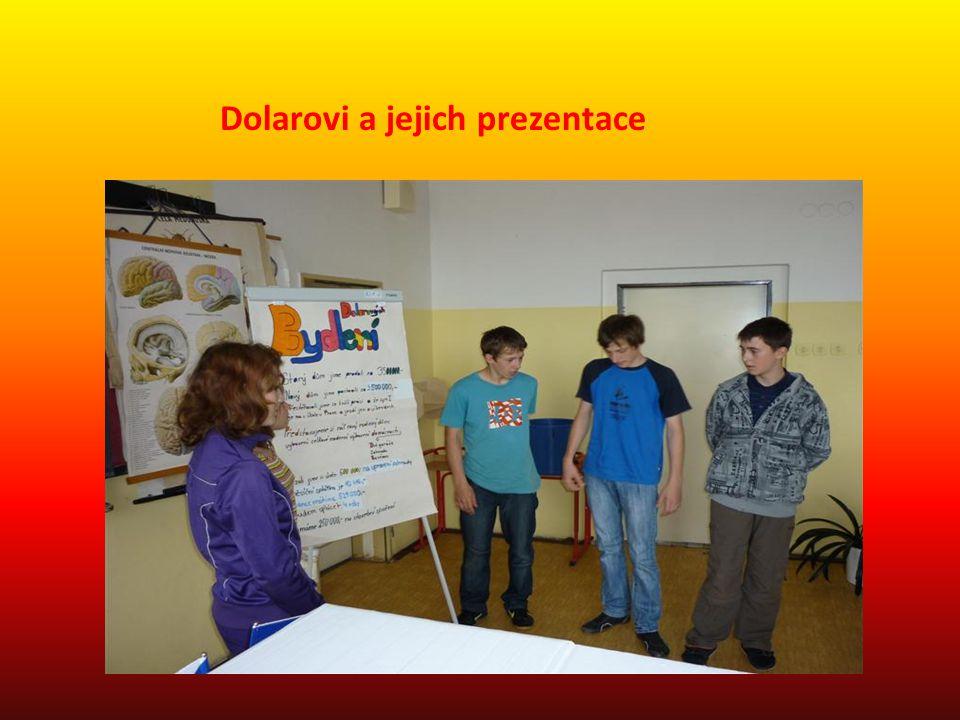 Dolarovi a jejich prezentace