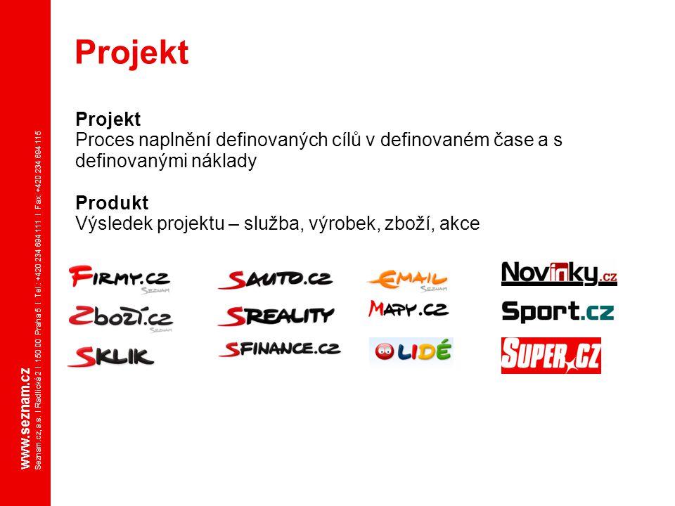 Seznam. cz, a. s. I Radlická 2 I 150 00 Praha 5 I Tel