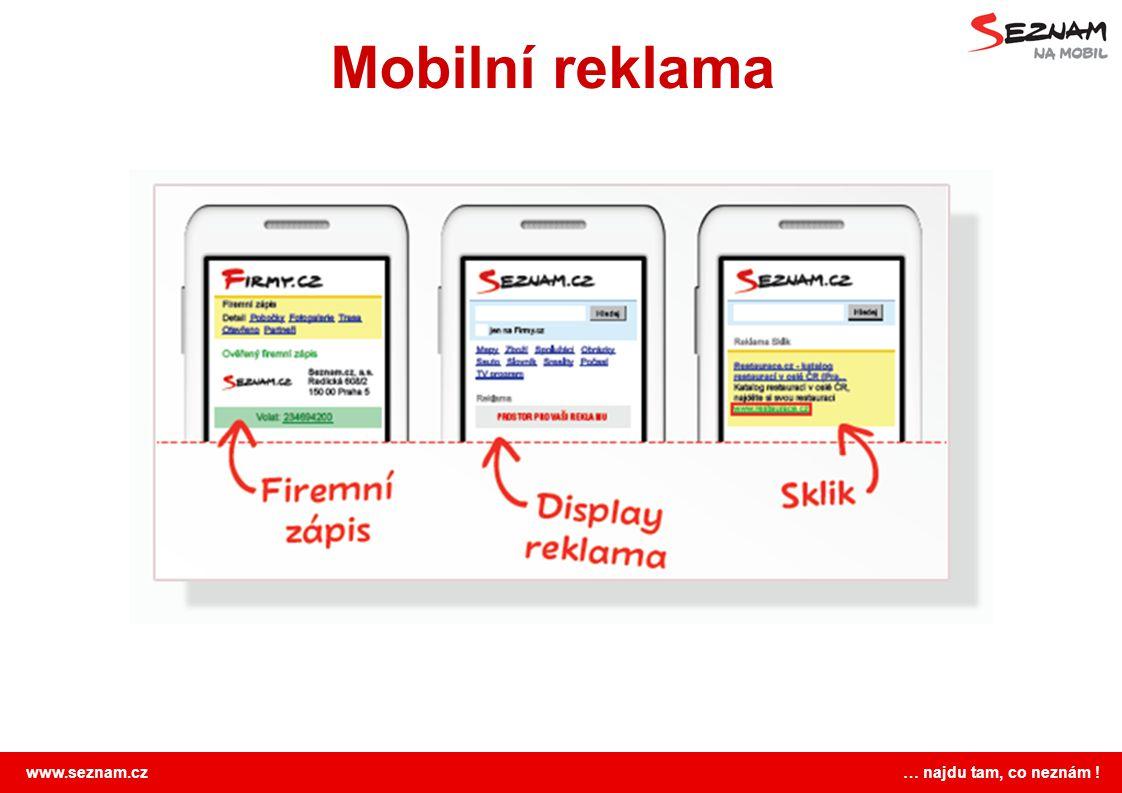 Mobilní reklama