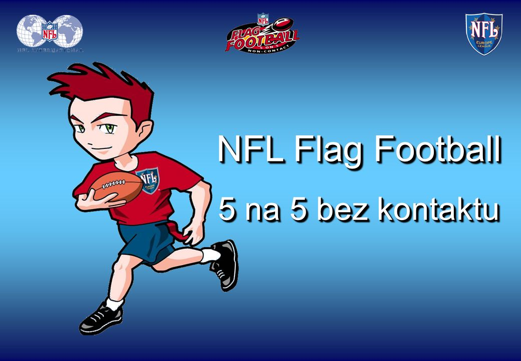 NFL Flag Football 5 na 5 bez kontaktu