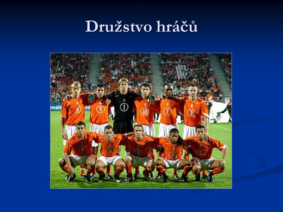 Družstvo hráčů