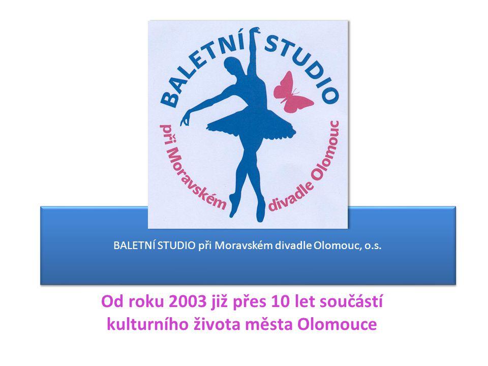 BALETNÍ STUDIO při Moravském divadle Olomouc, o.s.