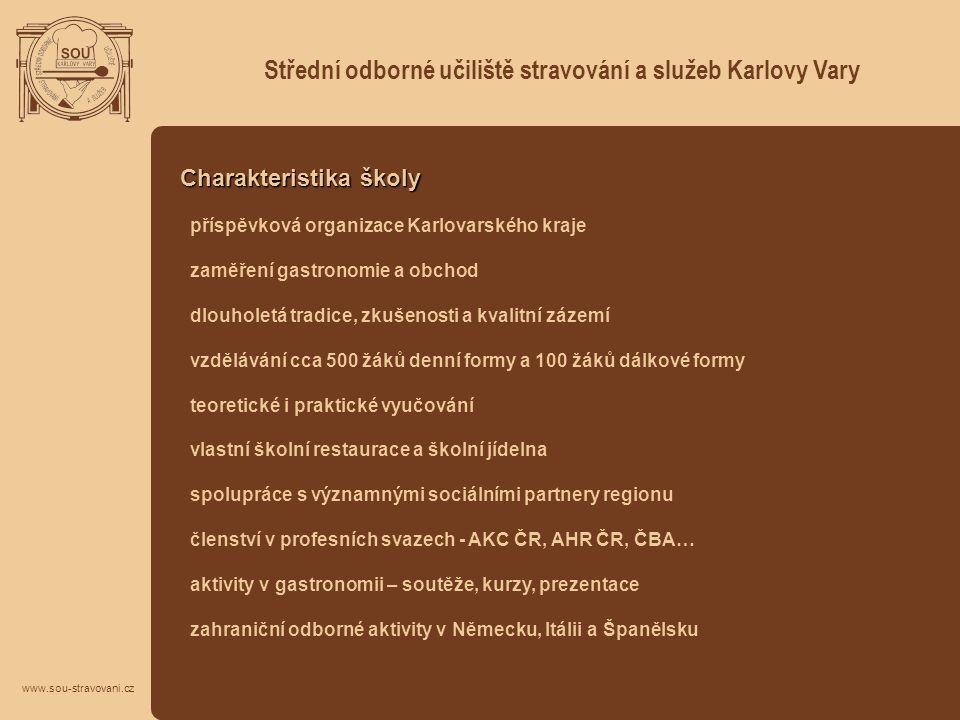 Střední odborné učiliště stravování a služeb Karlovy Vary
