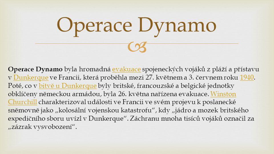 Operace Dynamo