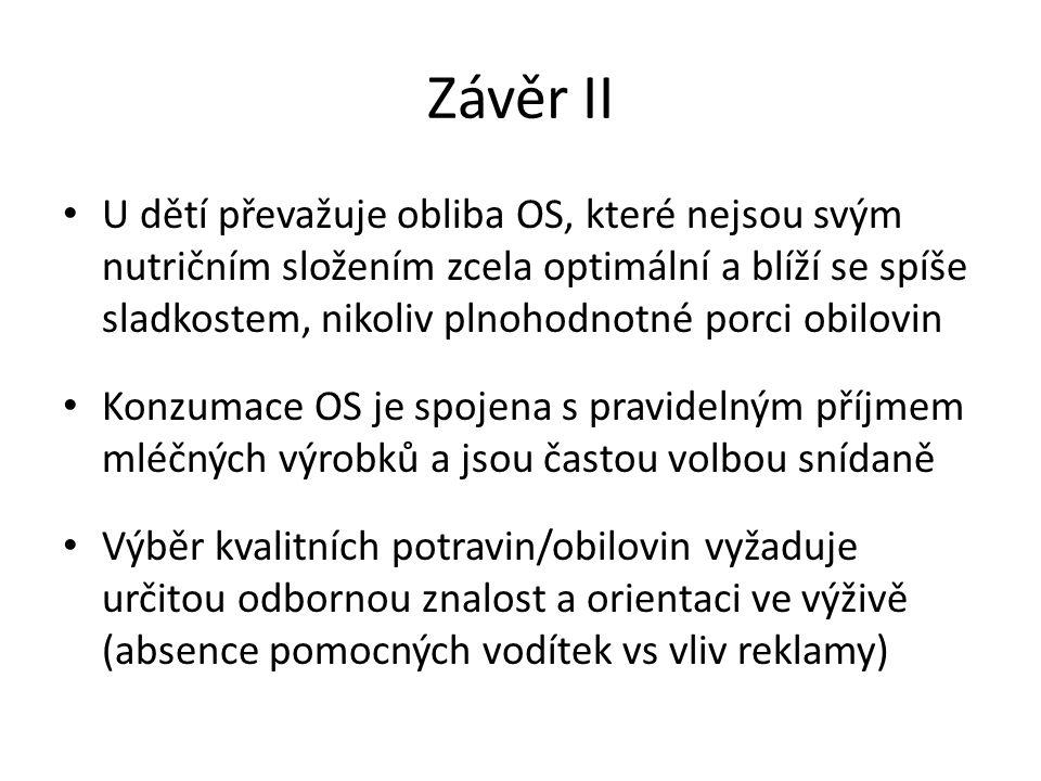 Závěr II