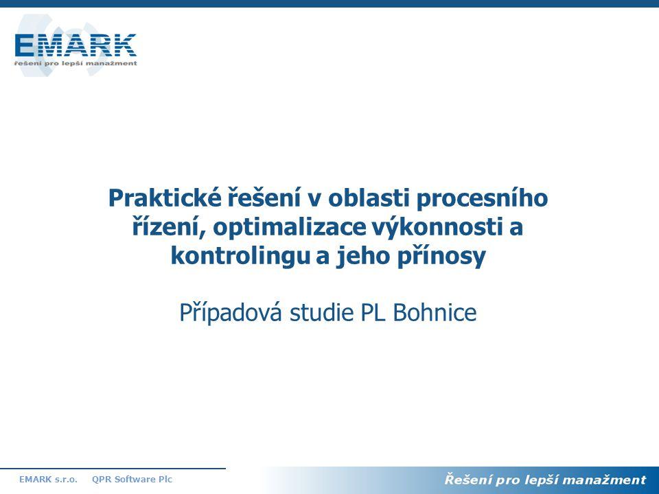 Případová studie PL Bohnice