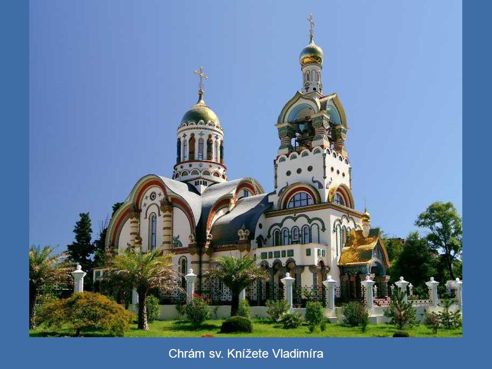 Chrám sv. Knížete Vladimíra