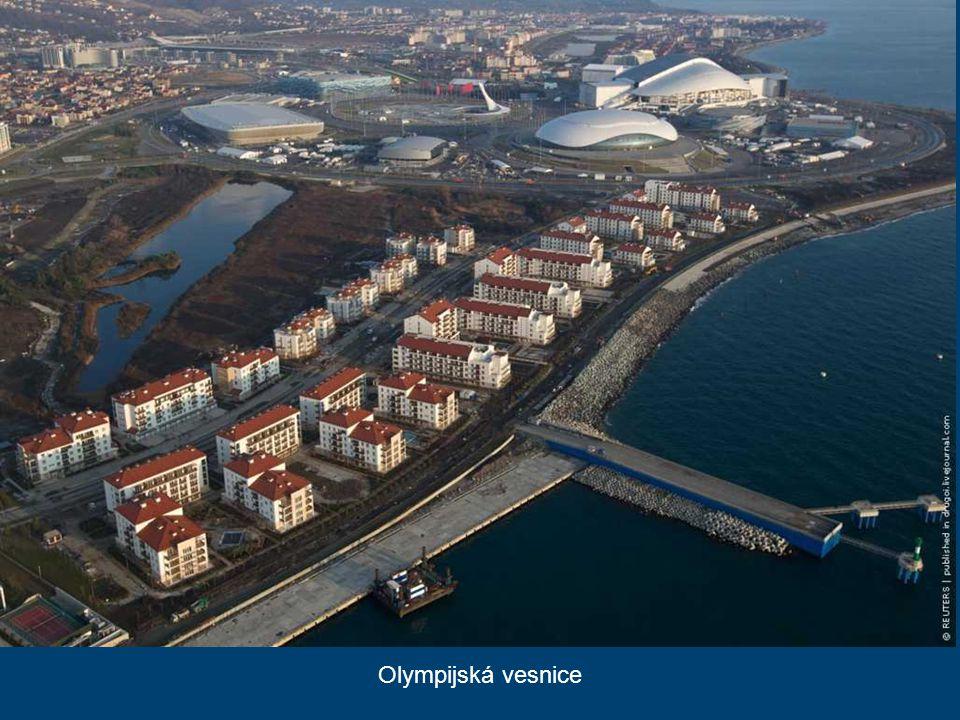 Olympijská vesnice