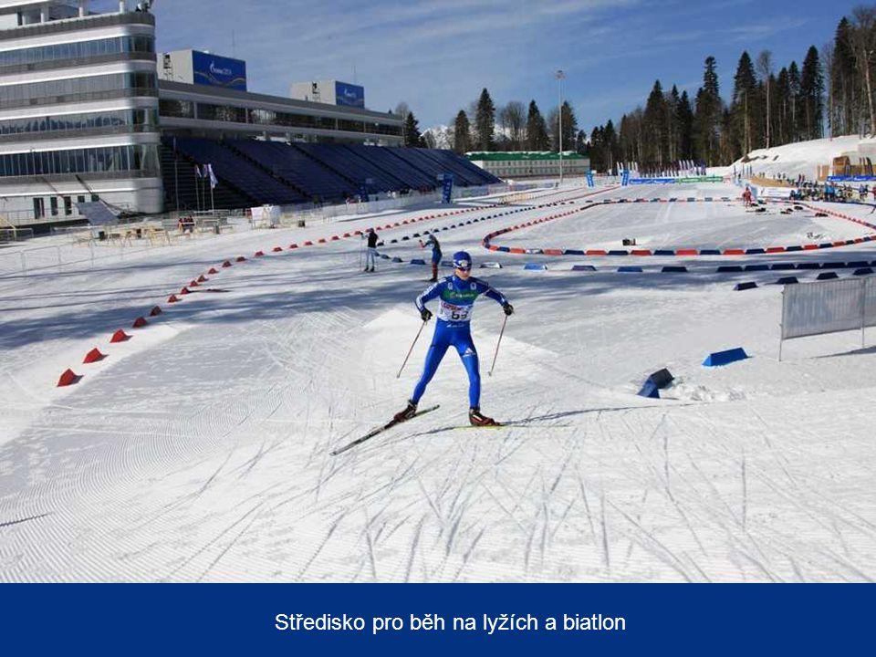 Středisko pro běh na lyžích a biatlon