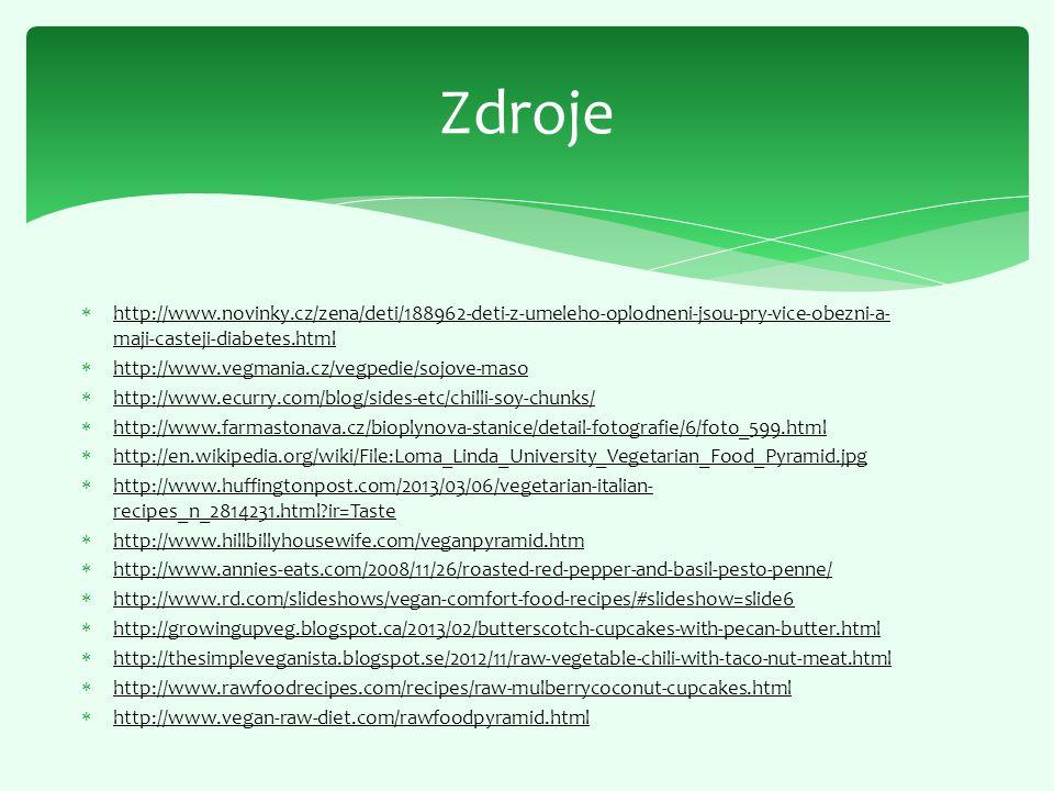 Zdroje http://www.novinky.cz/zena/deti/188962-deti-z-umeleho-oplodneni-jsou-pry-vice-obezni-a-maji-casteji-diabetes.html.