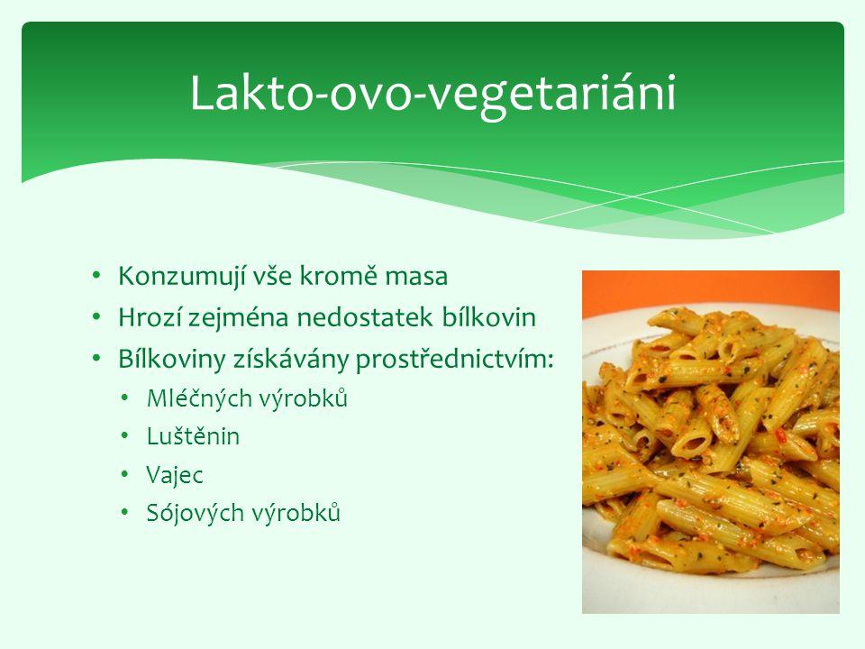 Lakto-ovo-vegetariáni