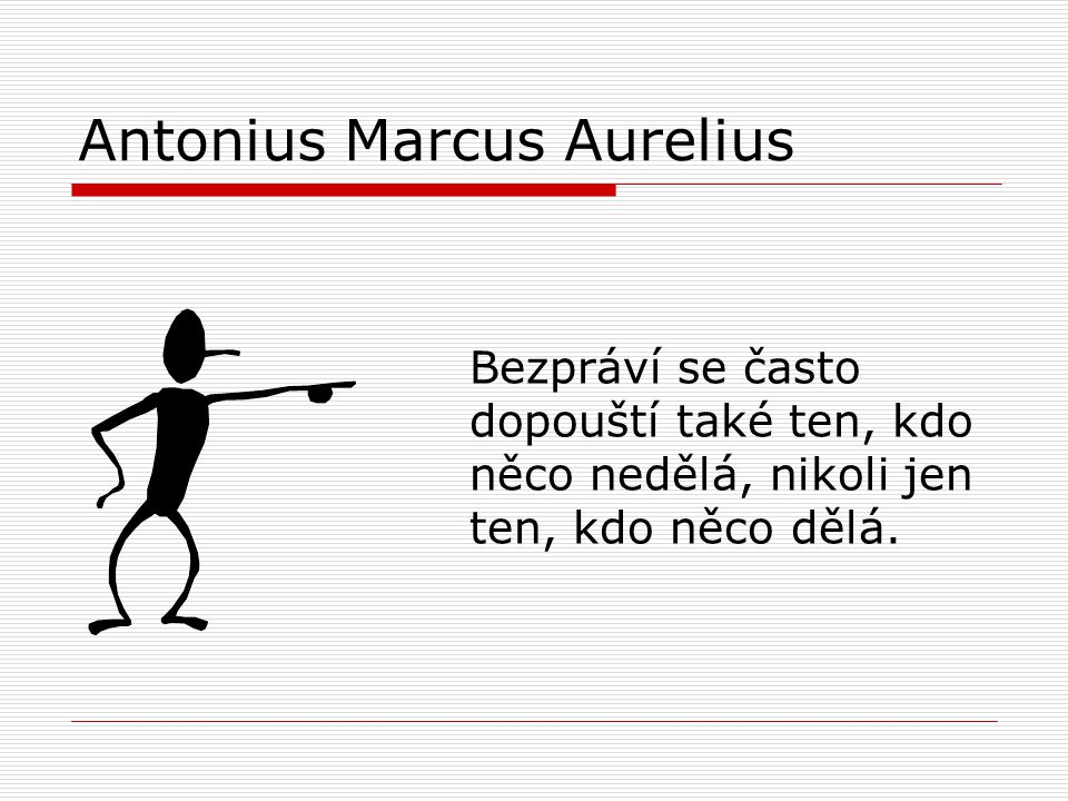 Antonius Marcus Aurelius