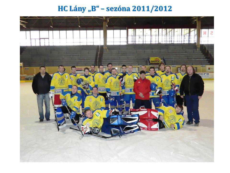 """HC Lány """"B – sezóna 2011/2012"""