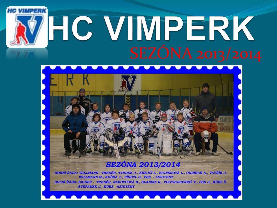 HC VIMPERK SEZÓNA 2013/2014