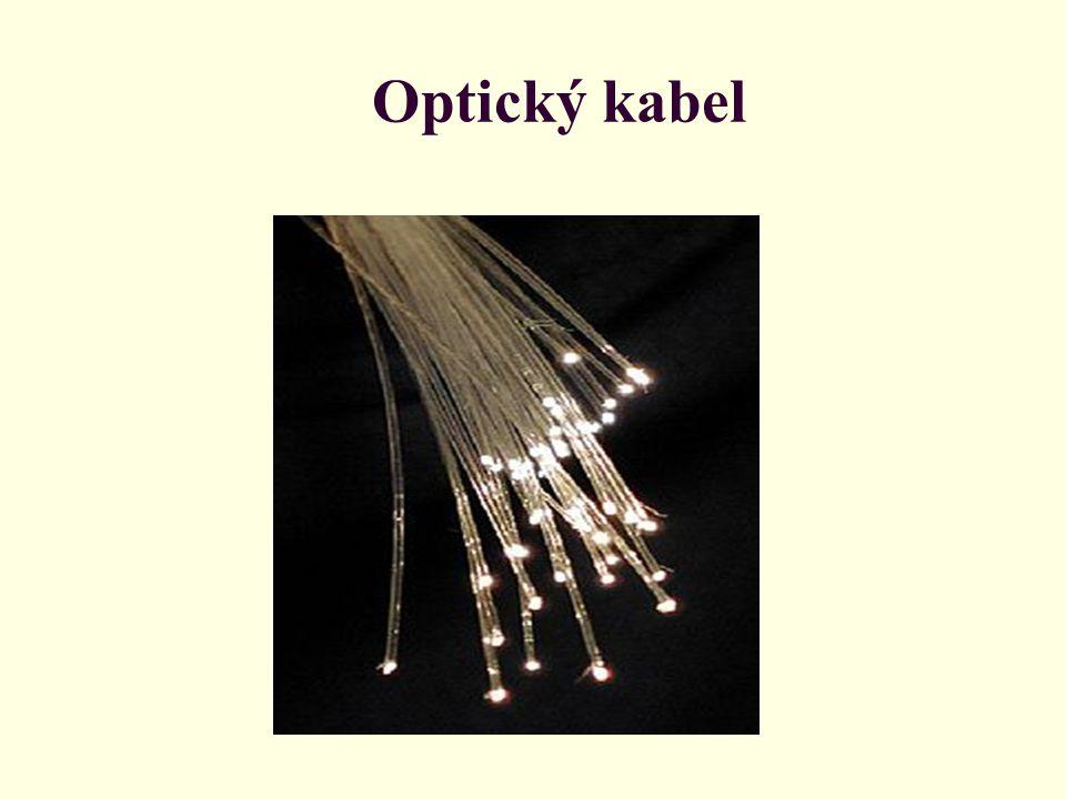 Optický kabel