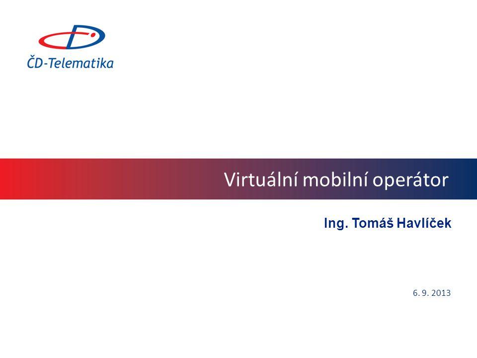 Virtuální mobilní operátor