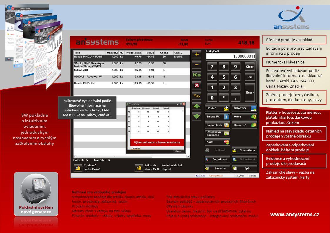 V www.ansystems.cz 418,18 SW pokladna