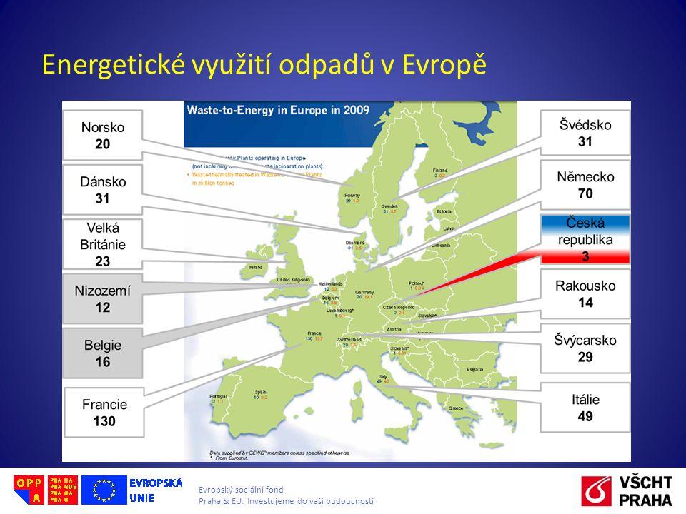 Energetické využití odpadů v Evropě