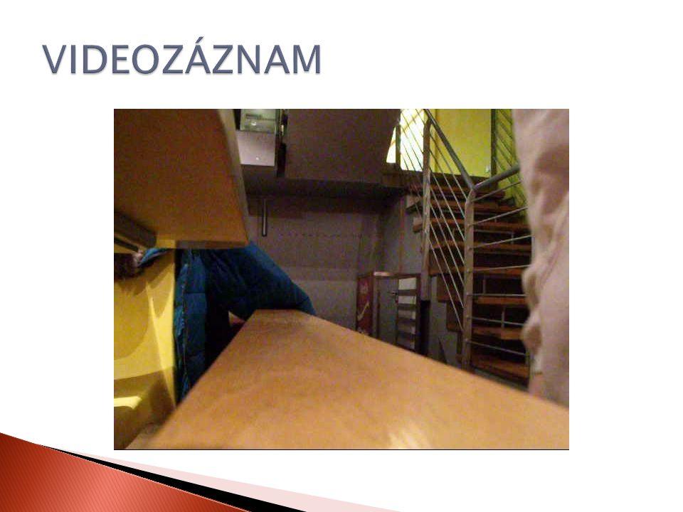 VIDEOZÁZNAM