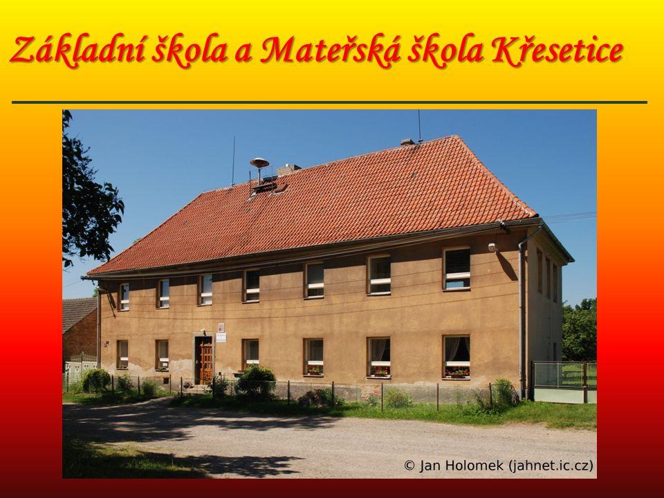 Základní škola a Mateřská škola Křesetice