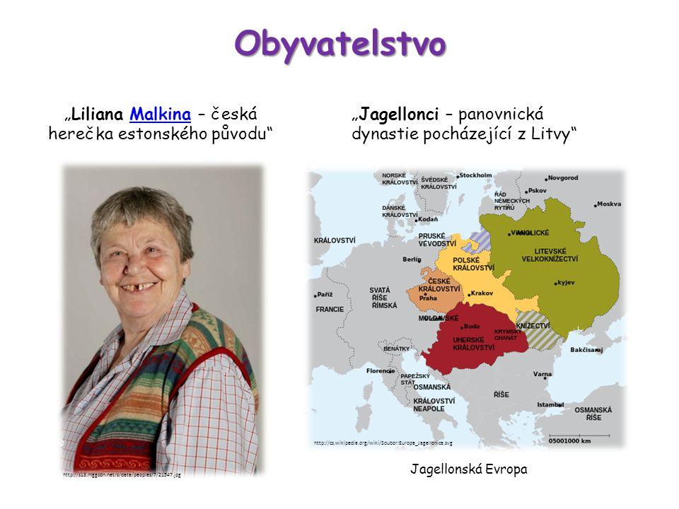 """""""Liliana Malkina – česká herečka estonského původu"""