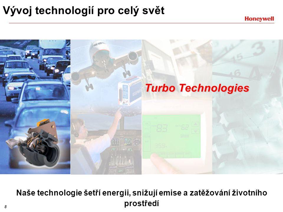 Vývoj technologií pro celý svět