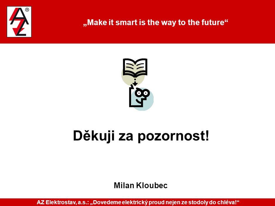Ing. Bc. Milan Kloubec Smart Grids Expert