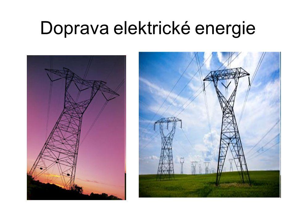 Doprava elektrické energie