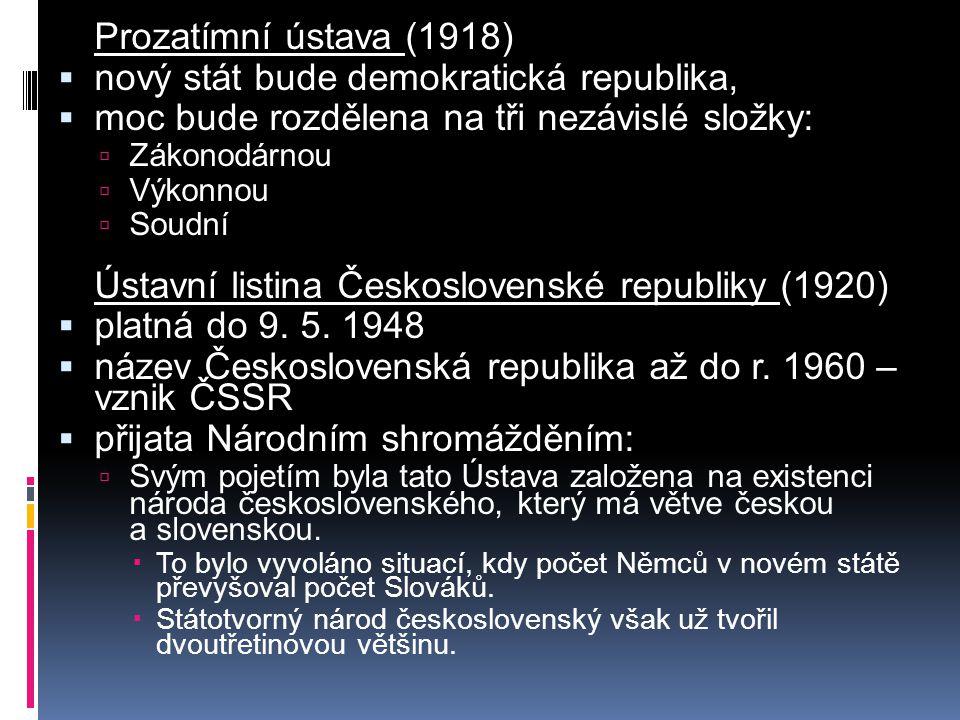nový stát bude demokratická republika,