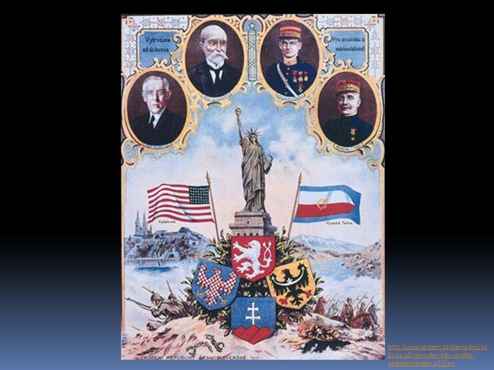 http://www.stream.cz/slavnedny/526294-28-rijen-den-kdy-vzniklo-ceskoslovensko 28.říjen