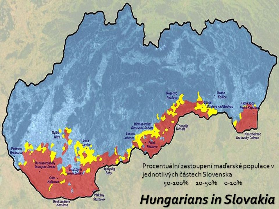 Hungarians in Slovakia
