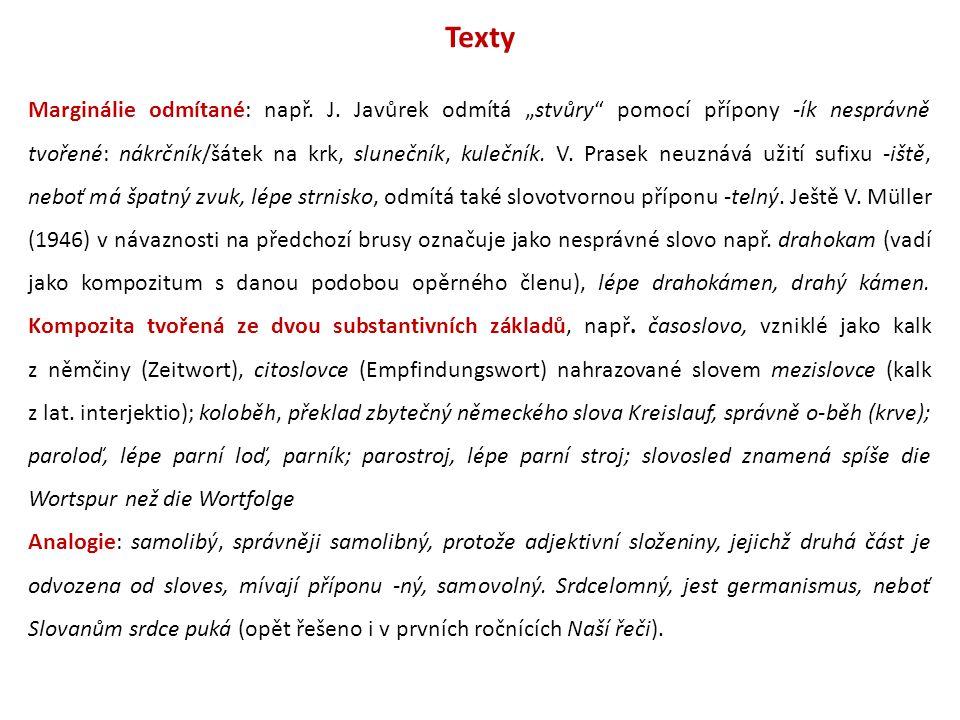 Texty