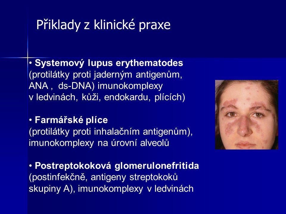 Přiklady z klinické praxe