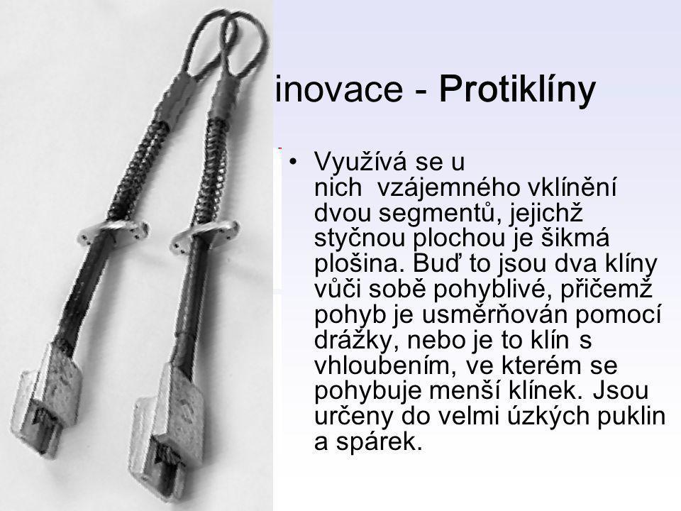 Koncepční inovace - Protiklíny
