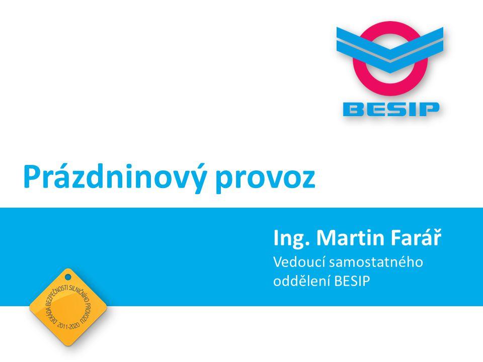Prázdninový provoz Ing. Martin Farář